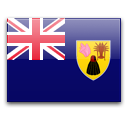 Turks and Caicos Islandsの国旗